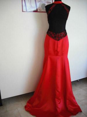 Vestido Sirena-Rio Cuarto