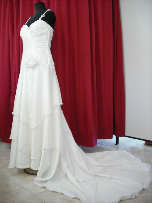 Vestido Novia Largo
