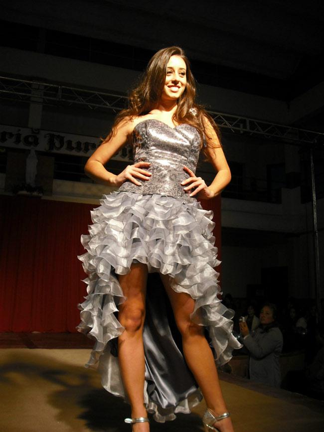 Vestido Con Lentejuelas