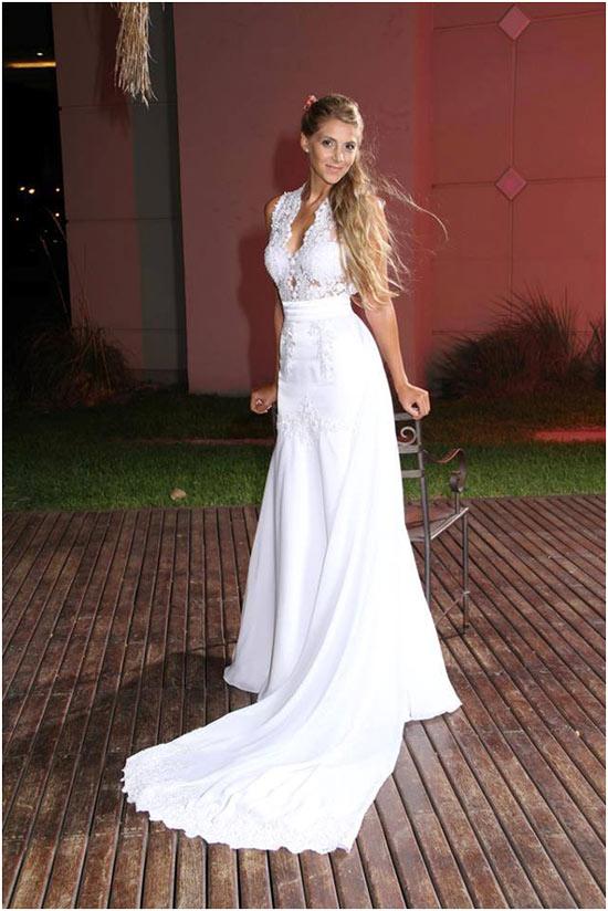 Vestido Novia Sirena-Rio Cuarto